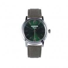 Hammer Watch Only Time Portofino Collection Green