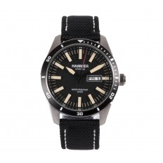 Hammer Watch Man Only Time Sporting Collection Black