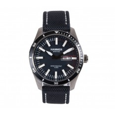 Hammer Watch Man Only Time Sporting Collection Blue