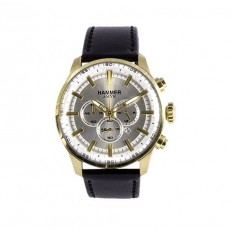 Hammer Watch Man Chronograph Amyr Collection Gold