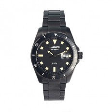 Hammer Watch Man Only Time Ranger Collection Black
