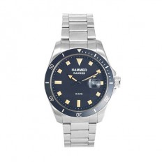 Hammer Watch Man Only Time Ranger Collection Blue