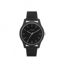 Hammer Watch Man Only Time Colors Collection Black
