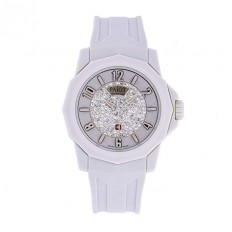 Pajot Watch Woman Only Time Ticino Collection Beige Crystals