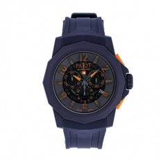 Pajot Watch Man Chronograph Ticino Collection Blue