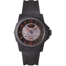 Pajot Watch Woman Only Time Ticino Collection Blue Crystals