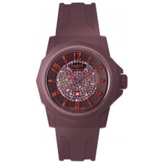 Pajot Watch Woman Only Time Ticino Collection Violet Crystals