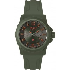 Pajot Watch Woman Only Time Ticino Collection Green