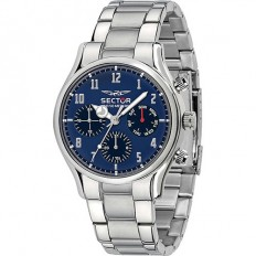 Sector Watch Man Multifunction 660 Collection Blue
