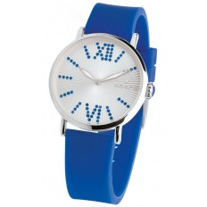 Hoops Women's Watch Only Time Folie Collection Blue