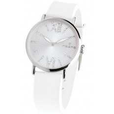 Hoops Women's Watch Only Time Folie Collection White