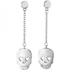 2Jewels Earrings Woman Drops Skull