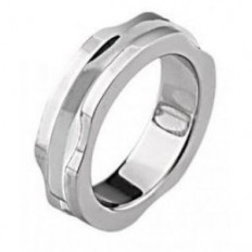 2Jewels Anello Uomo Steel