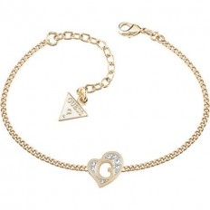 Guess Bracelet Woman G Hearts Collection