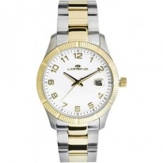 Lorenz Men's Watch Only Time Classic Collection White