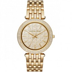 Michael Kors Women's Only Time Darci Collection Gold