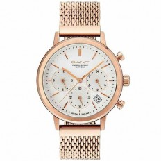 Gant Watch Woman Chronograph Tilden Lady Collection Rosegold