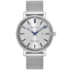 Gant Watch Man Only Time Nashville Collection Silver