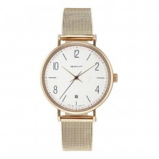 Gant Watch Woman Only Time Detroit Lady Collection Rosegold