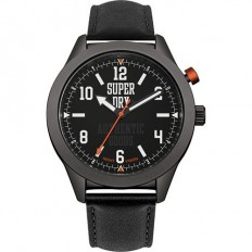 Superdry Watch Man Only Time Yokohama Collection Black