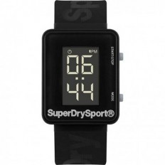 Superdry Watch Unisex Digital Sport Collection Orange