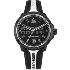 Superdry Watch Man Only Time Kyoto Collection Black/White