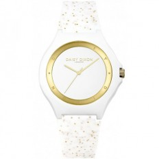 Daisy Dixon Watch Woman Only Time White/Gold