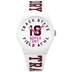 Superdry Watch Woman Only Time Urban Collection White