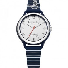 Superdry Watch Woman Only Time Sapporo Collection Blue