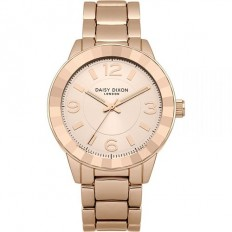 Daisy Dixon Watch Woman Only Time Lara Collection Rosegold