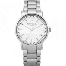 Daisy Dixon Watch Woman Only Time Kate Collection Silver