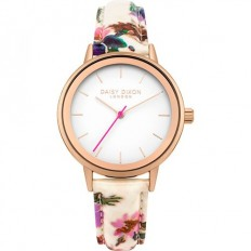 Daisy Dixon Watch Woman Only Time Jasmine Collection Flower