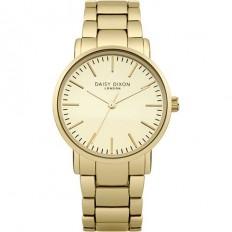 Daisy Dixon Watch Woman Only Time Kate Collection Gold