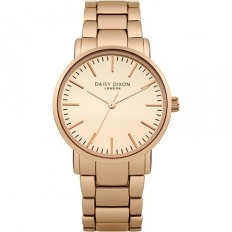 Daisy Dixon Watch Woman Only Time Kate Collection Rosegold