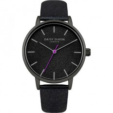 Daisy Dixon Watch Woman Only Time Naomi Collection Black