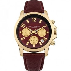 Daisy Dixon Watch Woman Multifunction Adriana Collection Champagne