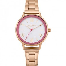 Daisy Dixon Watch Woman Only Time Emmie Collection Rosegold