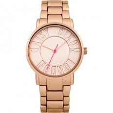 Daisy Dixon Watch Woman Only Time Christie Collection Rosegold