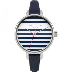 Daisy Dixon Watch Woman Only Time Lauren Collection Blue