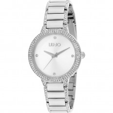 Liu Jo Watch Woman Only Time Brilliant Collection Silver