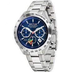 Sector Watch Man Chronograph 695 Eco Solar Collection Blue