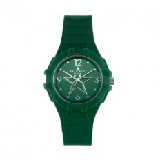 Jack&Co Watch Woman Only Time Pop Margherita Collection Deep Green