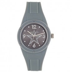 Jack&Co Watch Woman Only Time Pop Cristiana Collection Grey Crystals