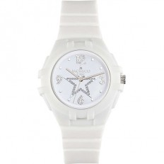 Jack&Co Watch Woman Only Time Pop Margherita Collection White Crystals