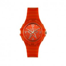 Jack&Co Watch Woman Only Time Pop Margherita Collection Orange