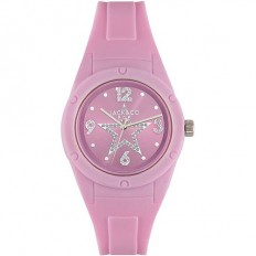 Jack&Co Watch Woman Only Time Pop Sabrina Collection Pink Crystals