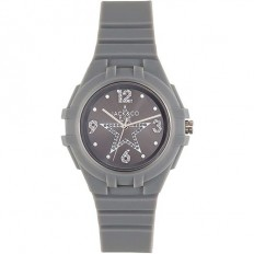 Jack&Co Watch Woman Only Time Pop Margherita Collection Grey Crystals