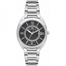 Philip Watch Watch Woman Only Time Lady Collection Gun