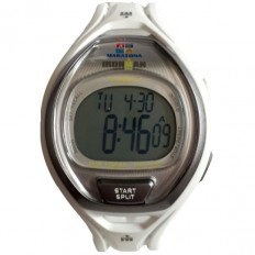 Timex Ironman Digital Watch Maratona Collection White