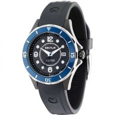 Sector Watch Man Only Time 250 Collection Black/Blue